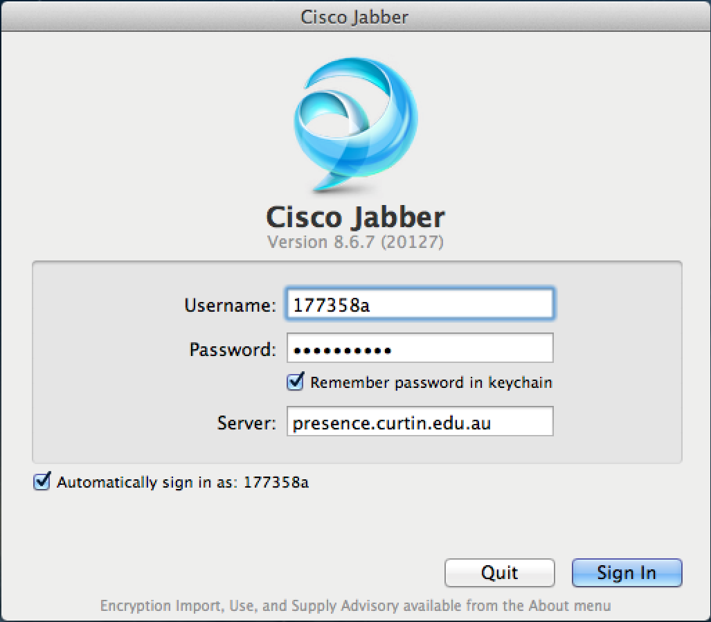 Cisco Jabber For Mac 11.8 Download